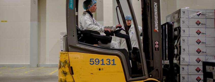 Jorrit DC medewerkers HSF Logistics winterswijk