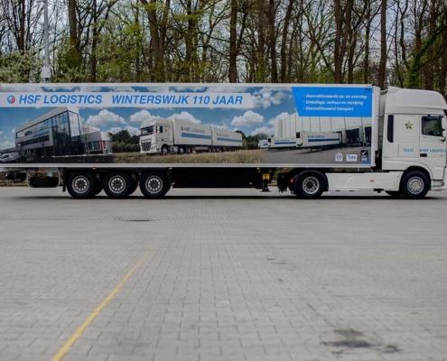HSF Logistics Winterswijk 110 jaar bestaan